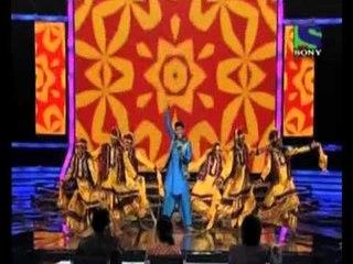 X Factor India - Shovon surprises with a Punjabi hit Awain Awain - X Factor India - Episode 10 - 17 June 2011
