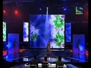 X Factor India - Manjeera Ganguly's electrifying Kash Pe Kash - X Factor India - Episode 10 - 17 June 2011