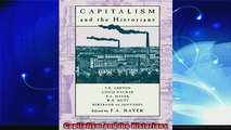 new book  Capitalism and the Historians