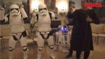 Michelle et Barack Obama se lâchent pour le Star Wars Day