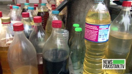 Traditional ways to extract pure oil