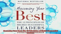 read here  Becoming Your Best The 12 Principles of Highly Successful Leaders