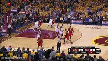 Atlanta Hawks vs Cleveland Cavaliers - Game 2 - 1st Half Highlights May 4, 2016 NBA Playoffs