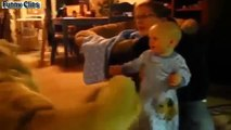 Funny videos Animals + Babies - Best Of Babies Laughing Hysterically At Dogs And Cats Comp