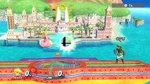 Super Smash Flash 2 v0 8 - All Final Smashes - video dailymotion