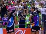 Superliga Feminina de Volei 2011/2012 - Vôlei Futuro 3 x 2 Sesi SP