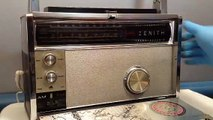 Vintage Zenith Trans-Oceanic Royal 3000-1 All Transistor Shortwave Radio
