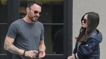Pregnant Megan Fox and Brian Austin Green 'Figuring Things Out' in Marriage
