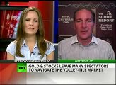 Peter Schiff No Ceiling For Gold Prices, Global Economic Crisis