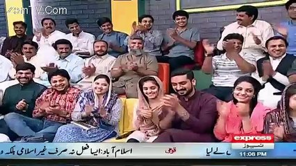 Khabardar with Aftab Iqbal – 6th May 2016