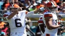 Cleveland Browns fall apart against previously winless Jacksonville Jaguars, 24/ 6