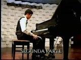 Carlos Gallegos Chopin etudes Op 10 Nº 3 y Op 25 Nº 10