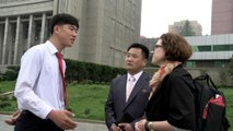 We asked people on the street in Pyongyang, North Korea, about Donald Trump and Hillary Clinton