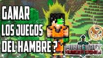 Como Ganar En Los Juegos De Minecraft ? Hunger Games - Juegos del Hambre con WAGHD