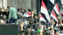 Baghdad beefs up security amid protests