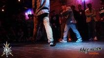 GWS vs Strugglez | Top 16 Footwork Battle | Twice as Nice 4 BBOY NORTH