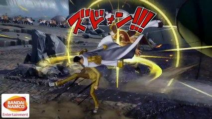 Kizaru Move Set Trailer de One Piece : Burning Blood