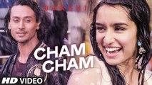 ♫ Cham Cham - Chham Chham -   Full Video Song    - Film BAAGHI - Starring Tiger Shroff, Shraddha Kapoor-  Full HD - Entertainment CIty
