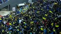 Gol de Tevez (0-1) - Cerro Porte_o 1-2 Boca Juniors - 8vos de final Copa Libertadores 2016