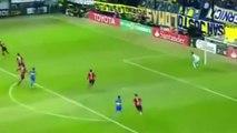 Copa Libertadores 2016  - octavos de final vuelta  Boca Juniors 3-1 Cerro Porteño  (05.05.2016)