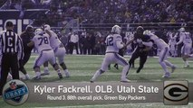 USU's Kyler Fackrell selected by Green Bay Packers in 3rd round of NFL draft