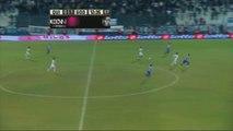 Quilmes - Godoy Cruz  1 - 1  Gol de Andrada  (06.05.2016) HD