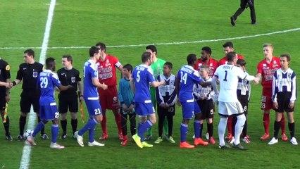 USLD-Luçon, 5-1! ((Huysman, El Hamzaoui, Tamboura, Bayard, De Parmentier)