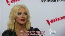 Christina Aguilera - Nota E! News Lip Sync Battle 2016 (Subtítulos español)