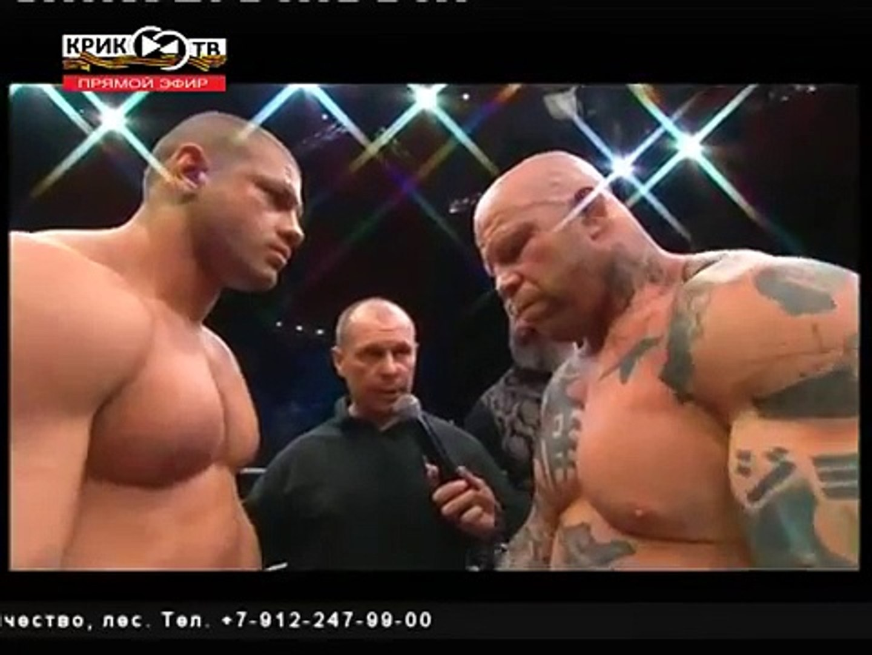 JEFF MONSON vs IVAN SHTYRKOV - Full Fight / Иван Штырков - Джефф Монсон - Полный бой