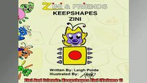 READ book  Zini And Friends Keepshapes Zini Volume 1 Full Free