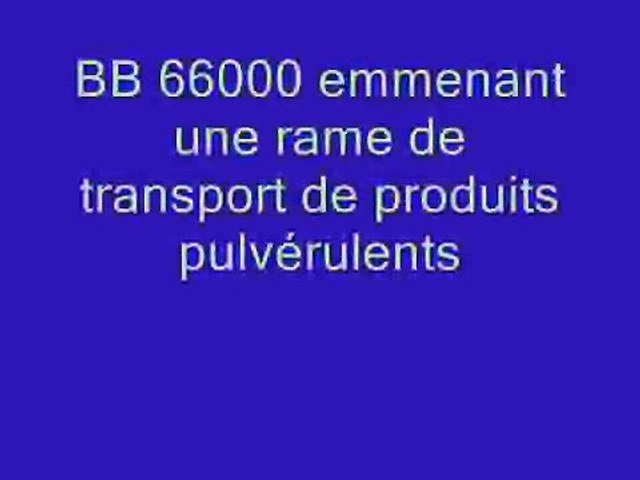Train miniature: Réseau de Gérard : Vidéo N° 24 - BB 66000   Godialy.com