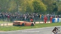 Crasher sa Lamborghini Gallardo comme un débile!