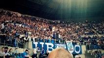 Racing club Strasbourg - CA Bastia 6-5-2016 victoire du racing 3-0