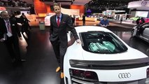 Audi A7 & R8 GT Design Tour - LA Auto Show