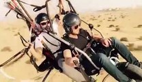 Hamza Ali Abbasi & Bilal Lashari Flying over the skyline
