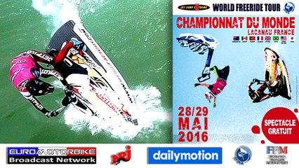 IFWA World Tour Jet Jump Extême Lacanau 2016