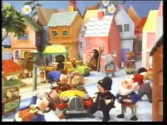 Start and End of Noddy and the Naughty Tail VHS Monday 5th O