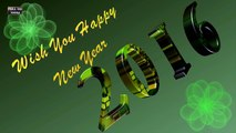 Happy New Year 2016 Happy New Year Greetings, Happy New Year Animation (Full HD)