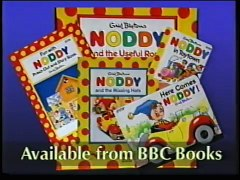 Start and End of Noddy 4 Noddy and the Missing Hats VHS Mond