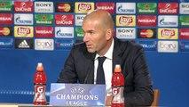 Zinedine Zidane - 'Im Finale gibt es keine Favoriten' Real Madrid - Atletico Madrid