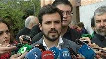 Garzón propone a Podemos tener un sexto de los posibles escaños de la coalición