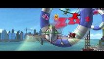 Disney's PLANES Racing! Dusty & Chupacabra Racing in Extreme Race with many Disney Planes! Funny HD