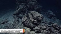 Underwater Crew Captures Video of Otherworldly Pillow Lava Formations