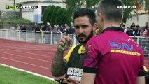 1/2 Finale Elite 1 - AS Carcassonne XIII vs St-Estève XIII Catalan 07.05.2016
