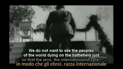 Adolf Hitler Discorso Al Reichstag 30/01/1939
