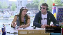 REPLAY FISE World Montpellier 2016 - ROLLER SLOPESTYLE PRO FINAL - ENG