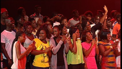 Sidiki Diabaté en guest star à Tempo du samedi 7 mai 2016