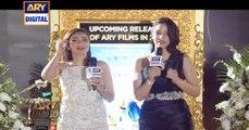 ARY Film Awards Orange Carpet – 7th May 2016