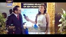 CEO ARY Digital Network Jerjees Seja On The Orange Carpet Of ARY Film Awards 2016