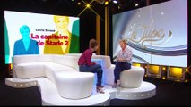 Le secret étonnant de Céline Géraud pour interviewer les footballeurs (Vidéo)